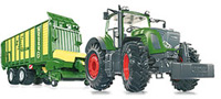 El tractor en Colombia, Cuba